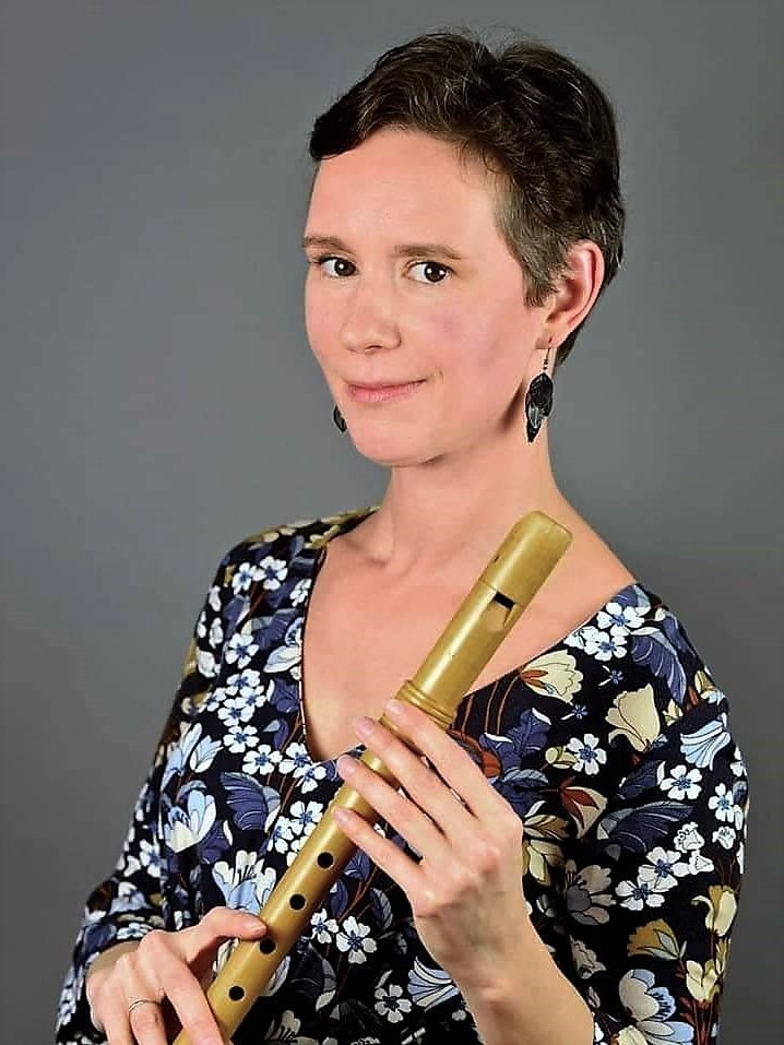 Boglarka Baykov bei Musikschule Detmold