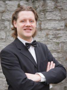 Daniel Driedger bei Musikschule Detmold