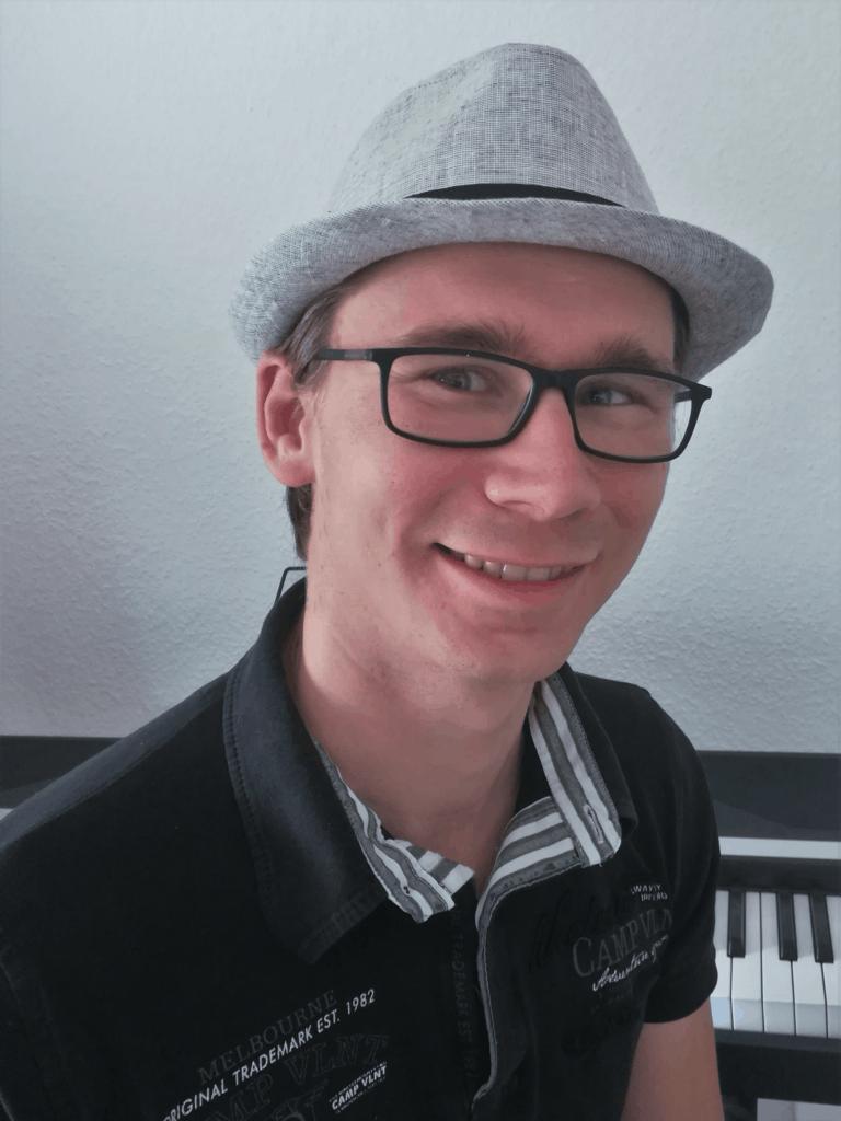 Felix Dohrmann bei Musikschule Detmold