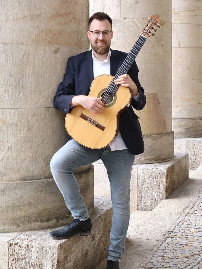 Ernst Dering bei Musikschule Detmold