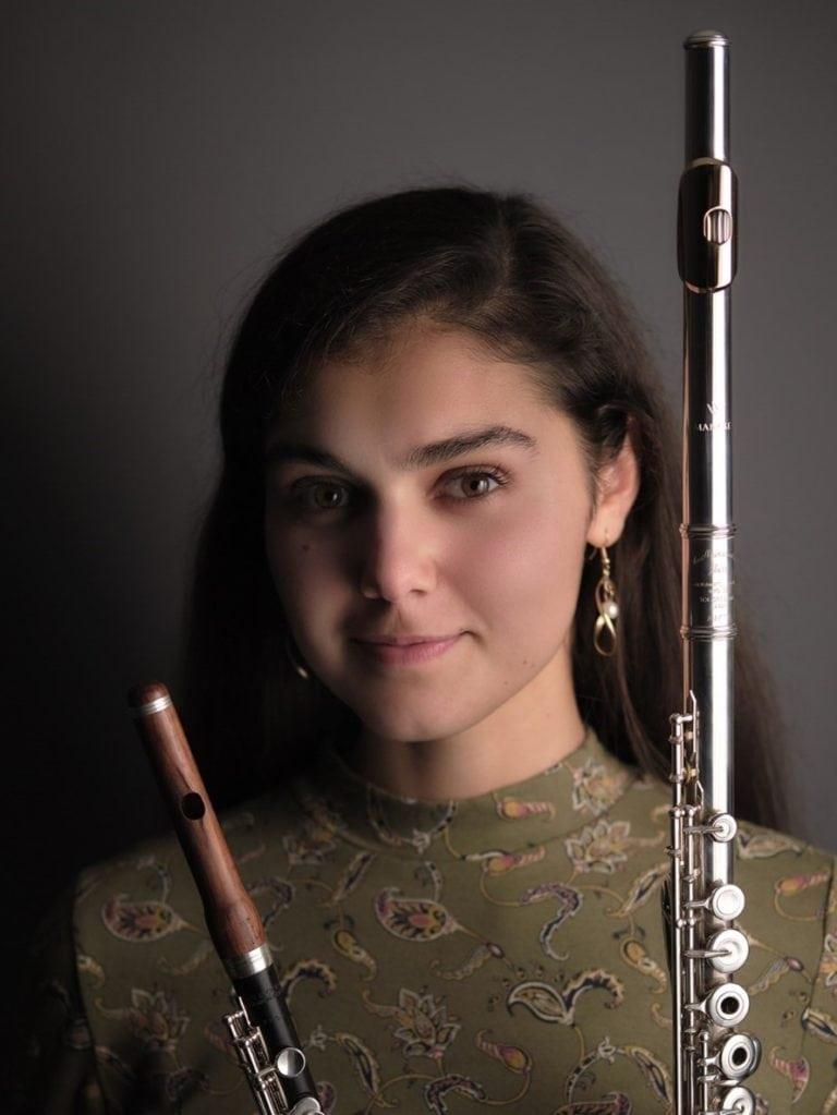 Karina Skrzypczak bei Musikschule Detmold