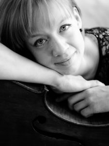 Senja Konttori bei Musikschule Detmold