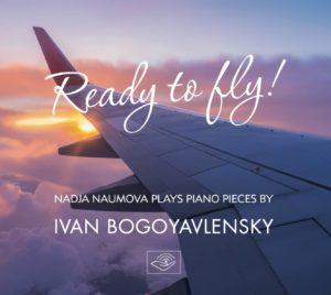 CD von Nadja Naumova bei Musikschule Detmold, Musikzentrum